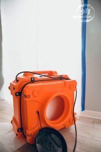 fire damage restoration equipment